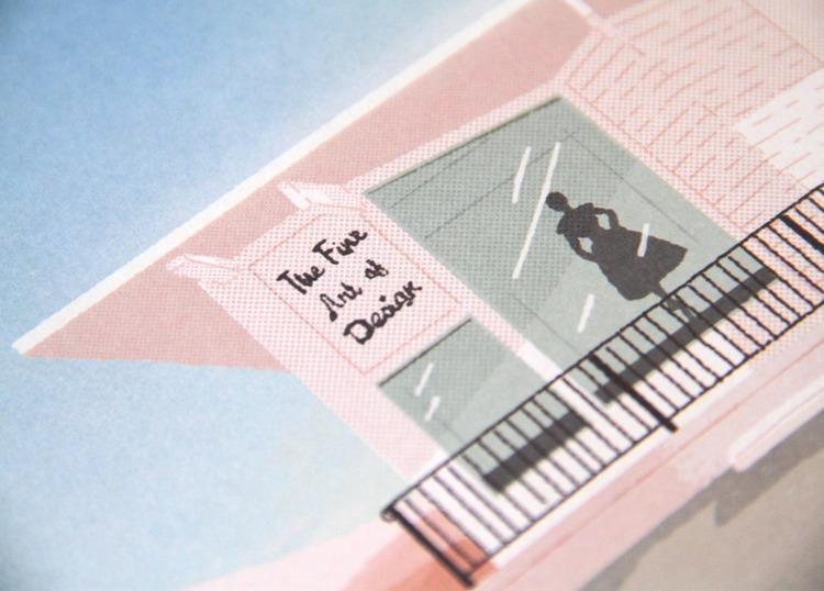 Clouseup magazine illustration - austineustice | ello