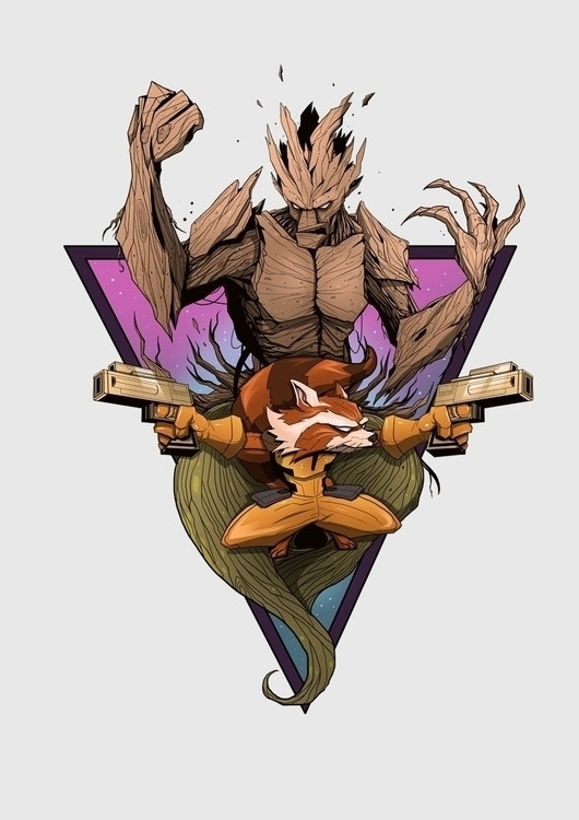 Guardians Galaxy - adhityazul-2567 | ello