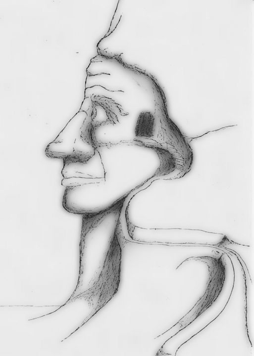 Mount facial - illustration - cheechwiz | ello