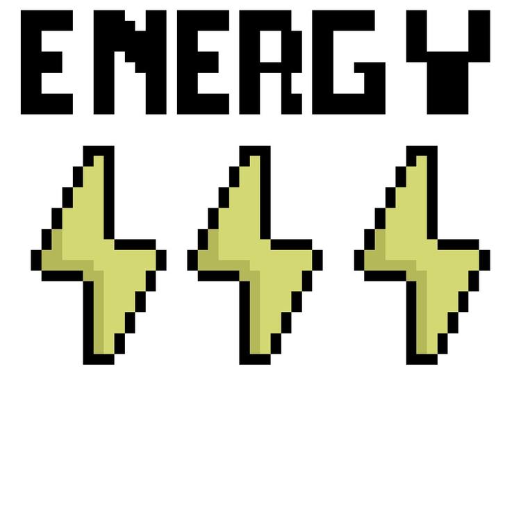 Energy - pixelart, characterdesign - hotshots2000   ello
