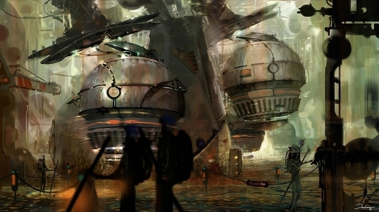 Alien world - doantrang-7240 | ello