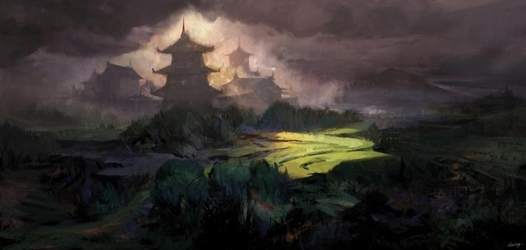 kingdom time - illustration - doantrang-7240 | ello