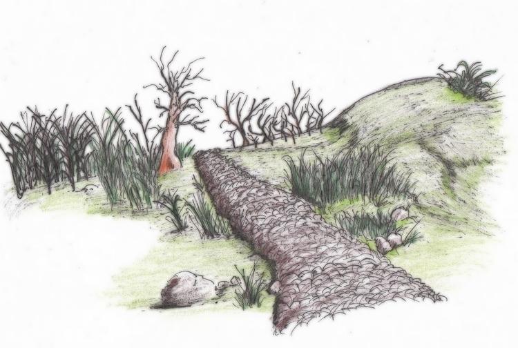 Serenity - illustration - cheechwiz | ello