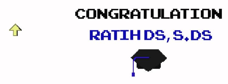 Header FB Congratulation - pixelart - hotshots2000 | ello