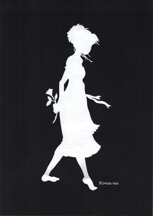 papercut, illustration - rona-5961 | ello