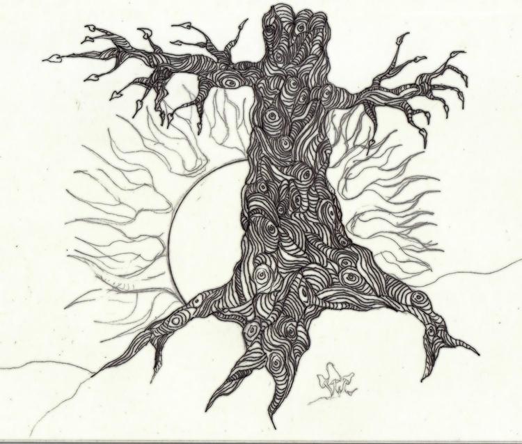 Sunrise - illustration - cheechwiz | ello