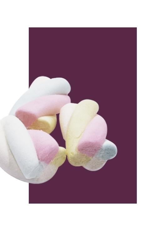 illustration, beatrizalao, marshmallow - beatrizalao | ello
