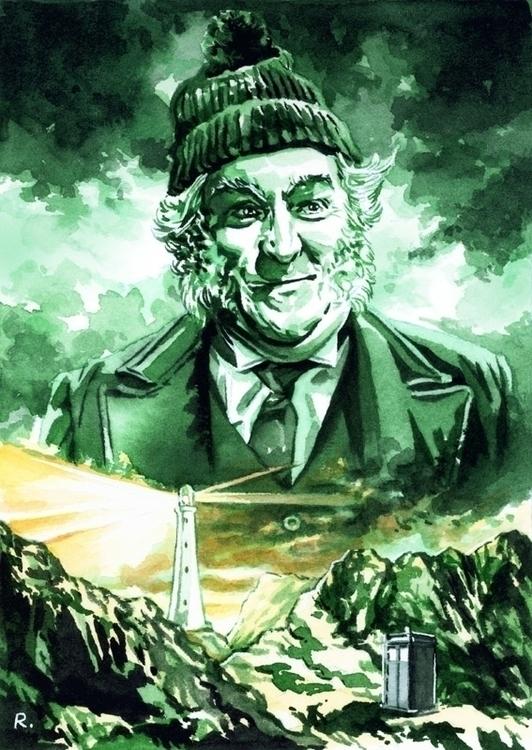 Reuben Rutan story Horror Fang  - graemeneilreid | ello