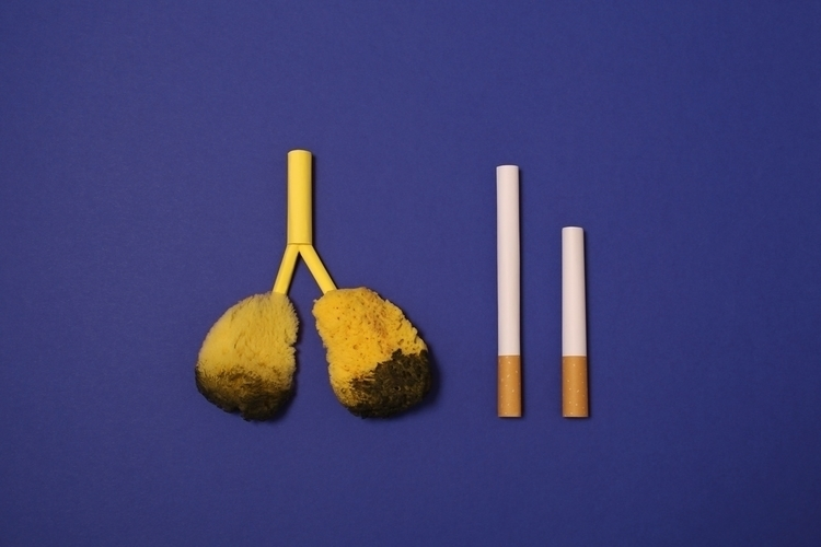 lungs, cigarette, drugs, smoking - carolin_wanitzek | ello