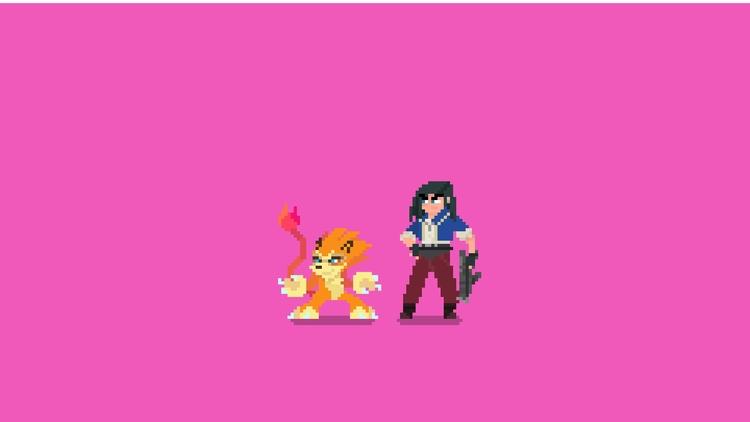 Laguna Moomba - Final Fantasy V - planckpixels | ello
