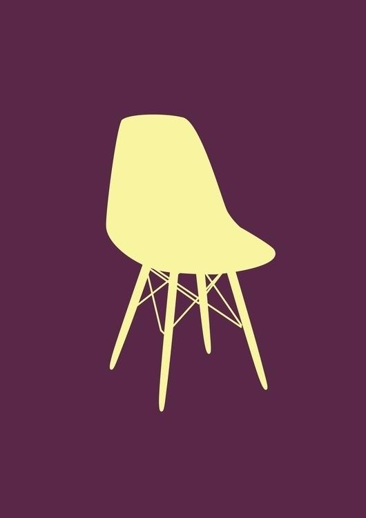 chair, beatrizalao, illustration - beatrizalao | ello