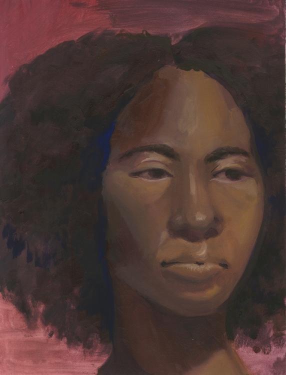 portrait Oil - oilpainting - cmarling | ello