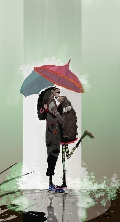 illustration, characterdesign - edbell | ello