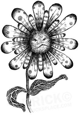 Flower Pouter - flowerpouter, flower - trick-6303 | ello