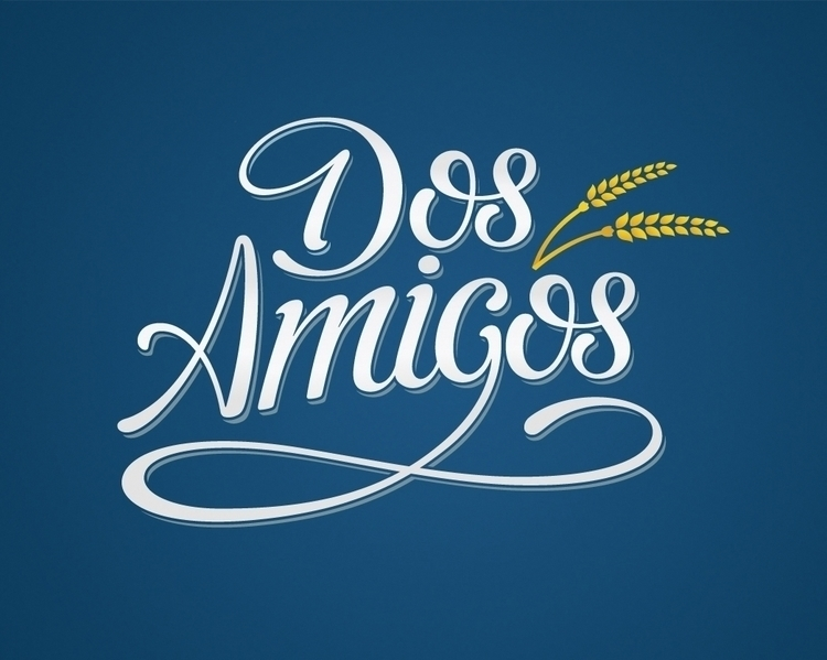 typography, logo, branding - marcos-2925 | ello