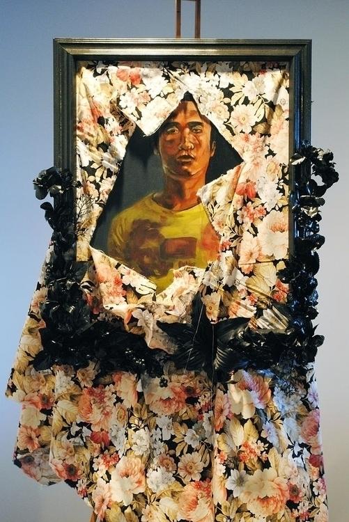 Walter Trochez - Painting, fineart - mannnaz   ello