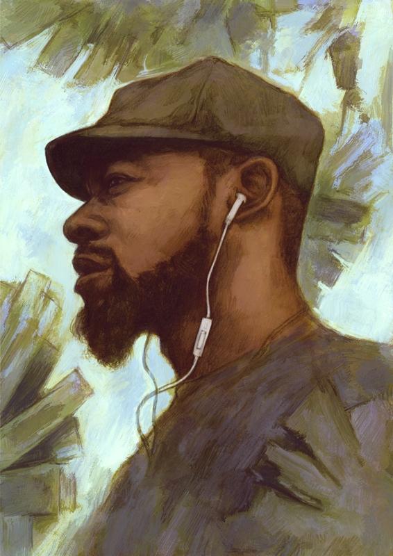 Sktchy - illustration, portrait - tomsoftley | ello
