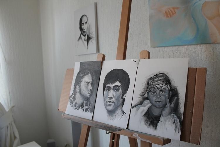 painting - fatma-5606   ello