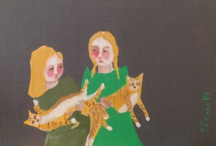 gingers - cat, cats - jenniferpease | ello
