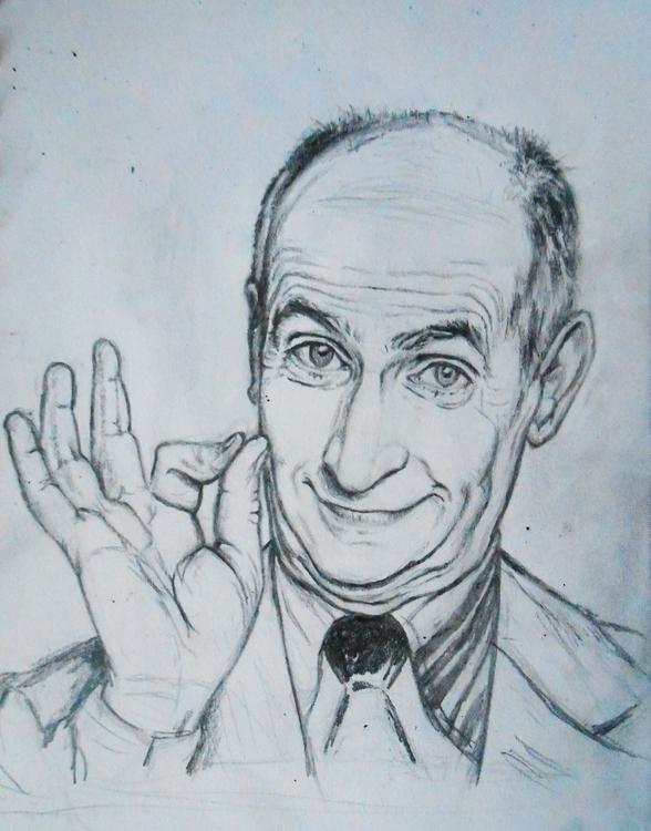 Louis De Funes (Gendarmes - halynapovhanych | ello