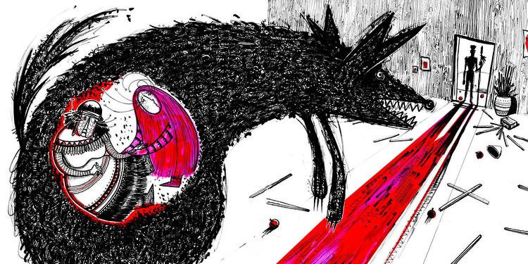 Red: South Pacific Inspired sto - maggiemcaton | ello