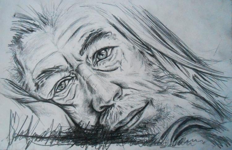 Gandalf - halynapovhanych | ello