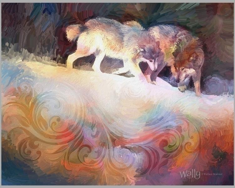 Team Wolf - brazwally | ello