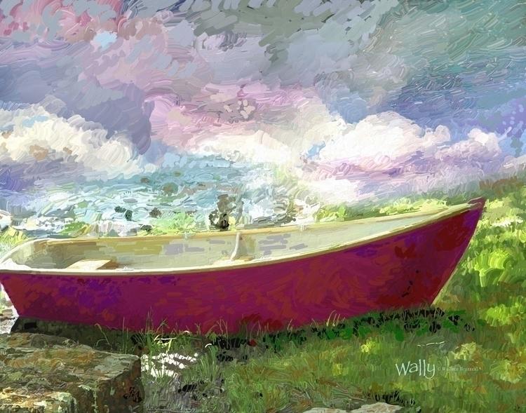 Red Boat - brazwally | ello