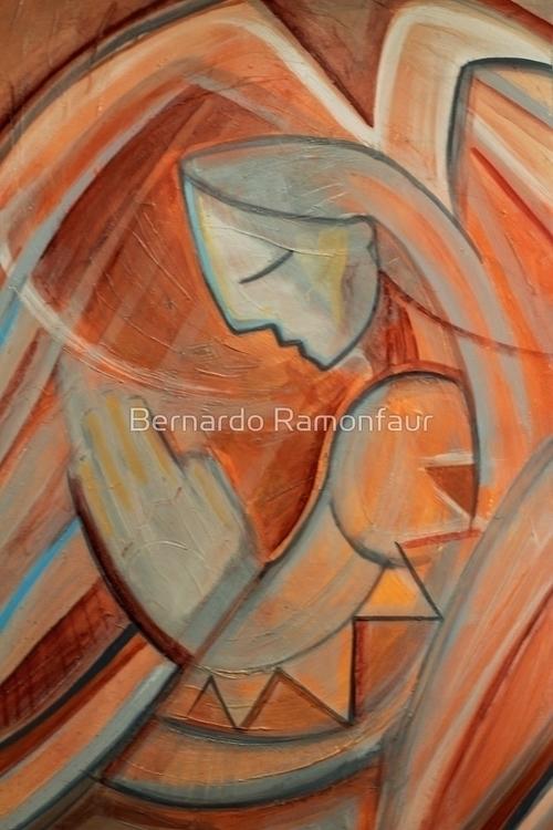 Photograph praying angel expres - bernardojbp | ello