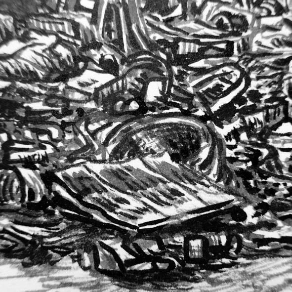 detail - drawing - stephanemercier | ello