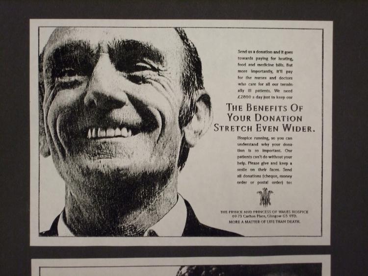 Press Advert Concept Scottish H - stevenhart | ello