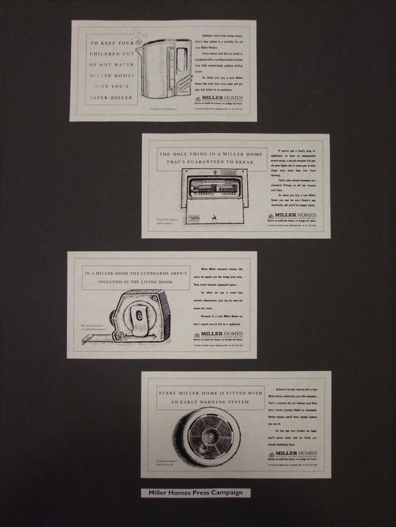 Home Builder Press Advertising  - stevenhart | ello