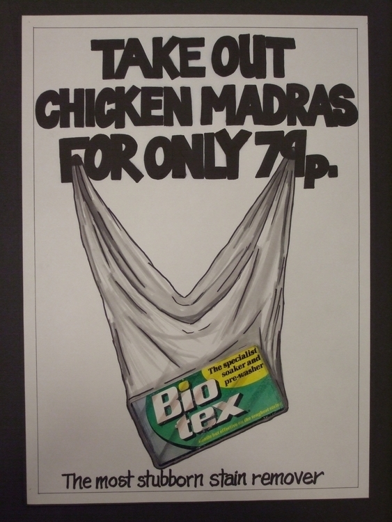 Advertising Poster Concept Bio - stevenhart | ello
