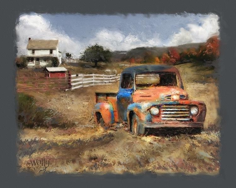Truck - brazwally | ello