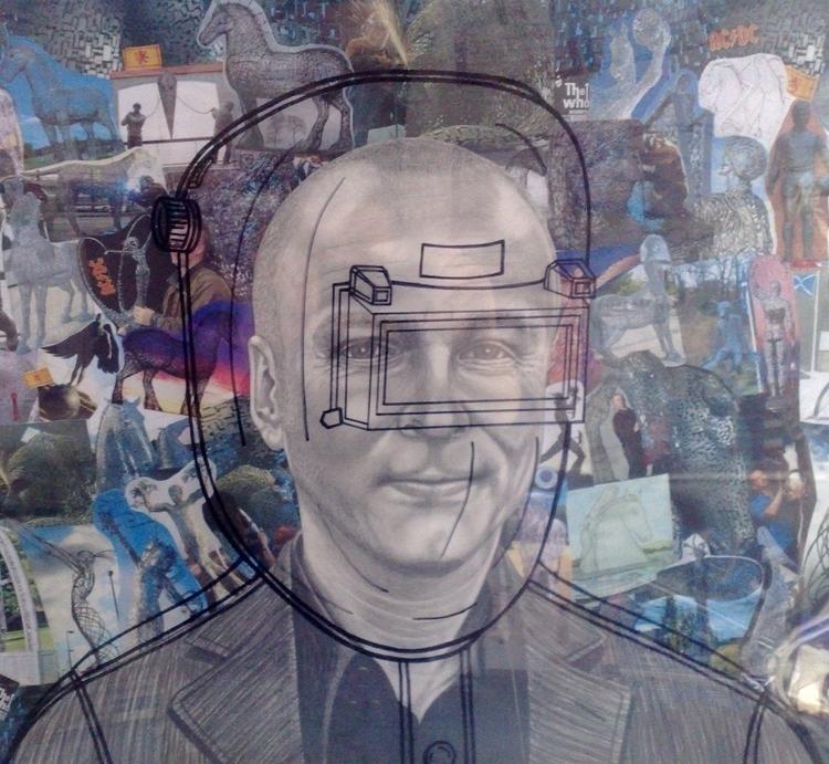 Detailed Portrait Andy Scott, W - stevenhart | ello