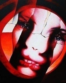 Schizophren II, acrylic canvas - przemek-4429 | ello