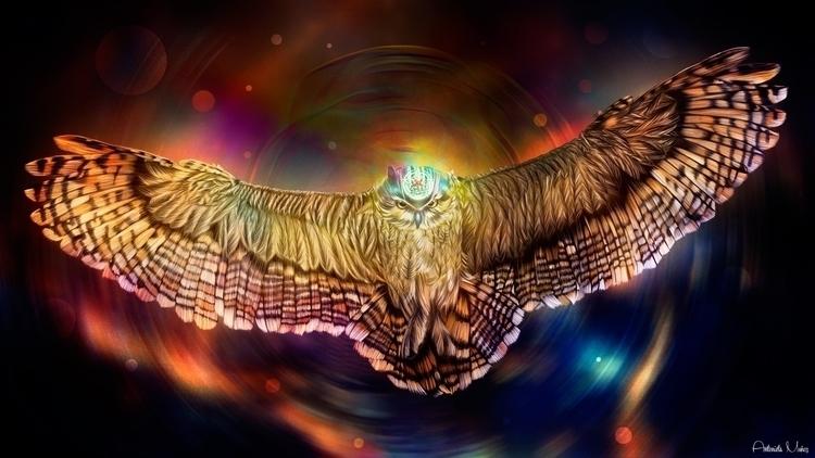 Sacred knowledge - illustration - kuukistudio   ello
