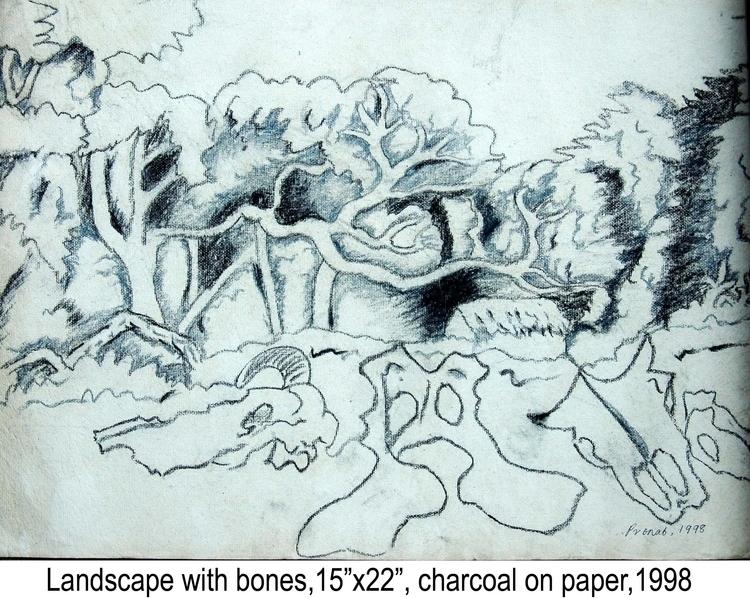 Landscape bones - pronab | ello