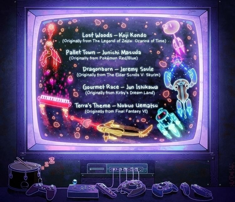 cover artwork studio EP Consoul - rocky-1221 | ello