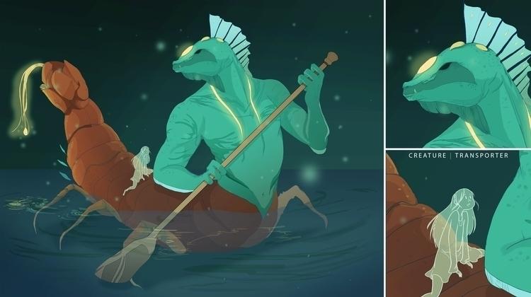 Creature Design - creaturedesign - schewy | ello