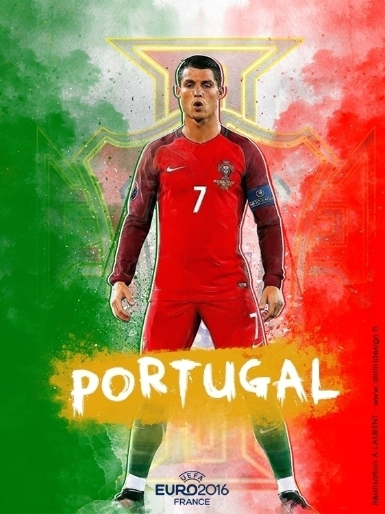 Portugal - digitalart, graphicdesign - alainldesign | ello