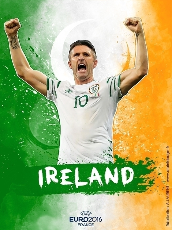 Irlande - digitalart, graphicdesign - alainldesign | ello