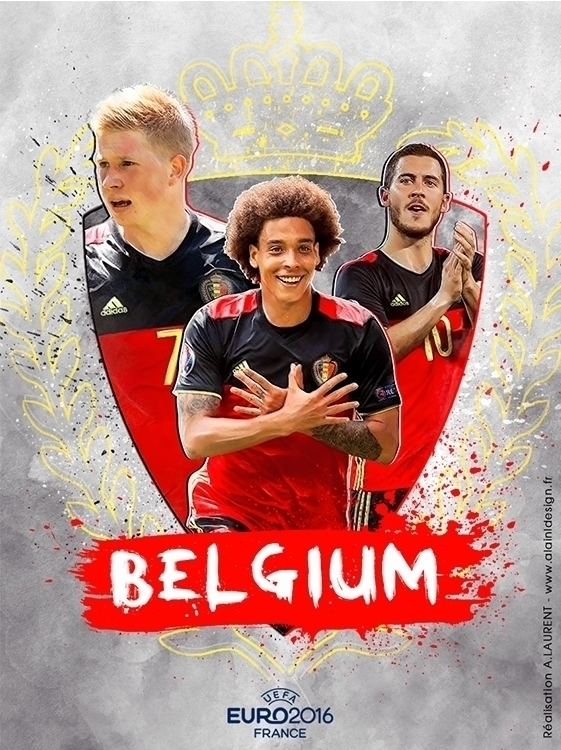 Belgique - digitalart, graphicdesign - alainldesign | ello