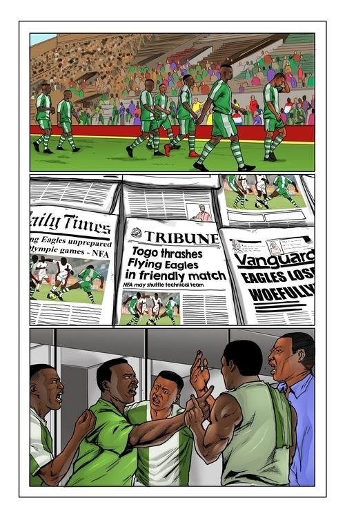 Atlanta 1996, Nigerian Heroes2 - woody-2265 | ello