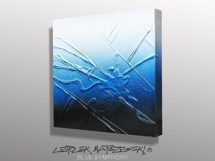 BREATHE Lepolsk 30x30cm Abstrac - lepolsk-1257 | ello