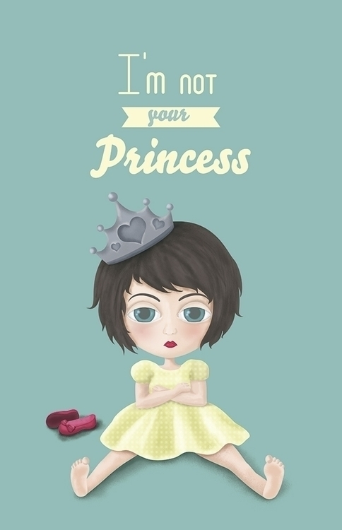 princess - angry, girl - ainaragm | ello