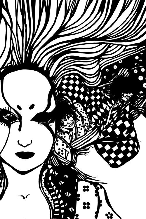 Illustration art book; Dream, F - konaa   ello