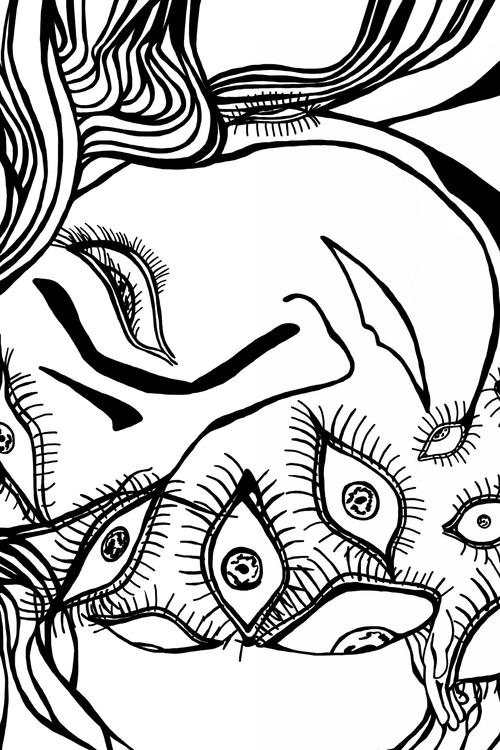 Illustration art book; Dream, F - konaa | ello