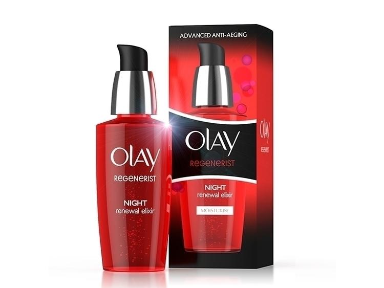 Olay Products - digitalart, 3d, rendering - singular_studio | ello