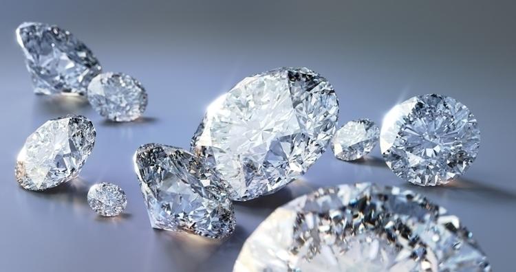 Diamantes - CGI - diamond, cgi, 3dsmax - edivan-5333 | ello